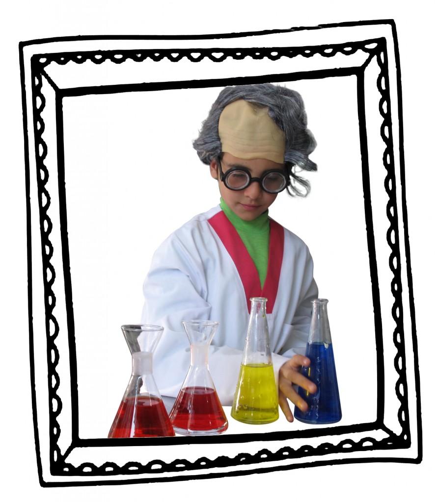 Un petit científic