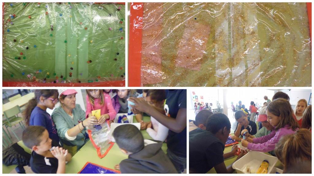 Aqui estan les nostres bosses sensorials , Les bossetes sensorials són una manera molt divertida perquè els nens explorin el món .Aquestes bosses contenen objectes amagats , textures sorprenents fins i tot colors brillants que faran que els nens s'interessin en un joc que despertarà la seva curiositat .